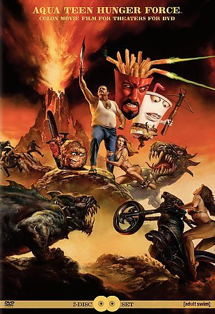 Aqua Teen Hunger Force Colon Movie Film For Theaters For DVD Aqua Teen Hunger Force Colon Movie Film For Theaters For DVD R