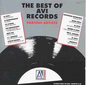 Best Of Avi Records/Best Of Avi Records@El Coco/7th Avenue/Johnson@Le Pamplemousse/Wells