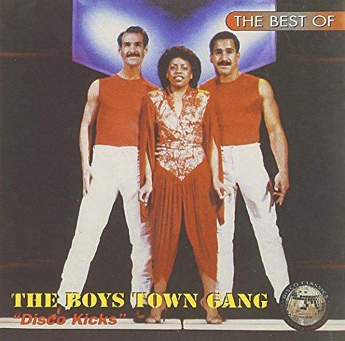 Boys Town Gang/Best Of-Disco Kicks