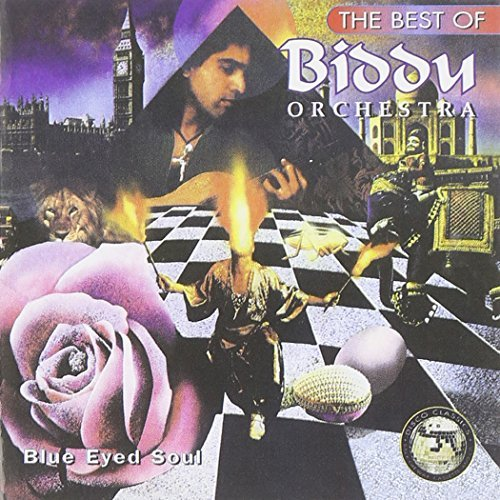 Biddu Orchestra Blue Eyed Soul Best Of Hot550 0187 Htl