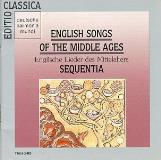 Sequentia English Songs Of Middle Ages