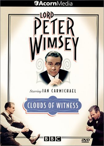 Clouds Of Witness Lord Peter Wimsey Clr Nr 2 DVD