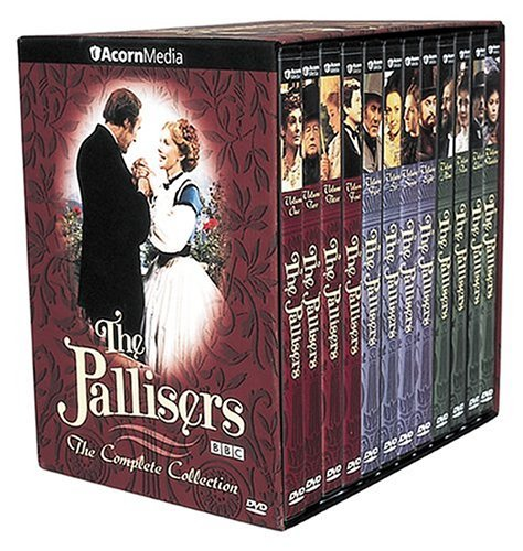 Pallisers Complete Collection Clr Nr 12 DVD