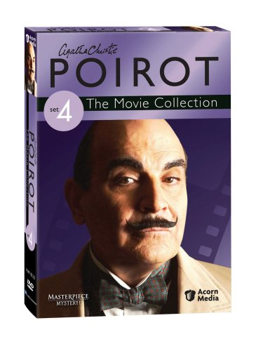Movie Collection Set 4 Agatha Christie's Poirot Nr 3 DVD