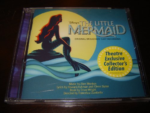 Little Mermaid Original Broadway Cast Recording