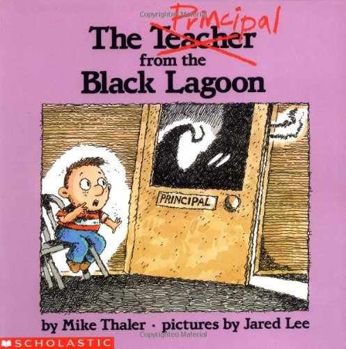 Mike Thaler Principal From The Black Lagoon The