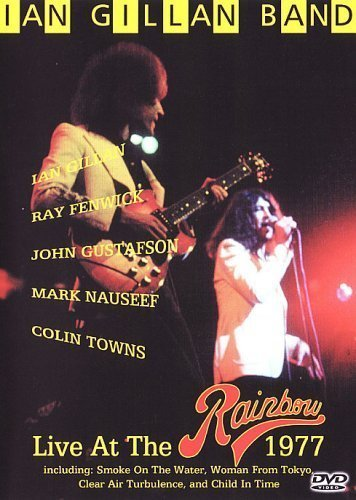Ian Gillan Live At The Rainbow 1977 Nr