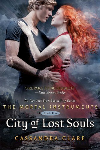 Cassandra Clare City Of Lost Souls