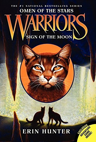 Erin Hunter Sign Of The Moon Warriors