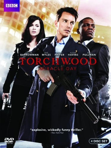 Torchwood Miracle Day DVD Nr