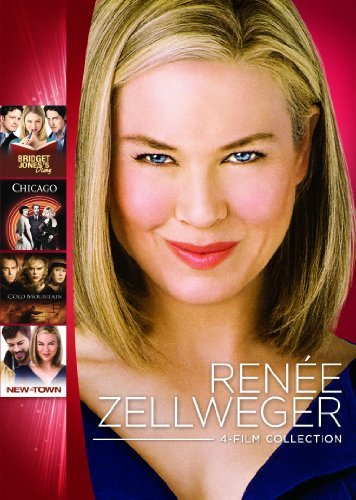 4 Film Collection Zellweger Renee Ws R 4 DVD