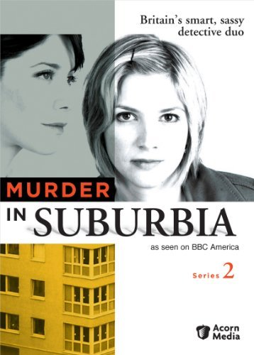 Murder In Suburbia Series 2 Murder In Suburbia Nr 2 DVD