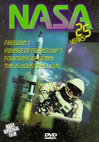 Nasa 25 Years Freedom 7 Voyage Of Friendship Clr St Keeper Nr