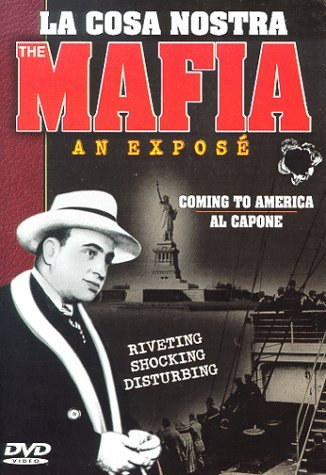 Coming To America Al Capone Mafia An Expose Bw Clr Keeper Nr