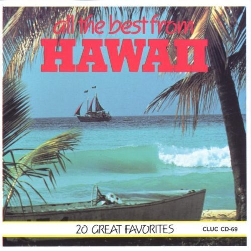 Hawaii-All The Best From/Vol. 1-Hawaii-All The Best Fro@Hawaii-All The Best From