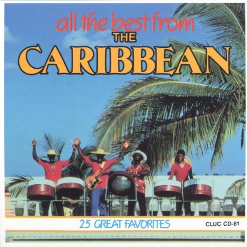 Caribbean-All The Best From/Vol. 1-Caribbean-All The Best@Caribbean-All The Best From