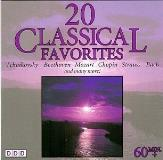 20 Classical Favorites 20 Classical Favorites Tchaikovsky Beethoven Mozart Chopin Strauss Bach