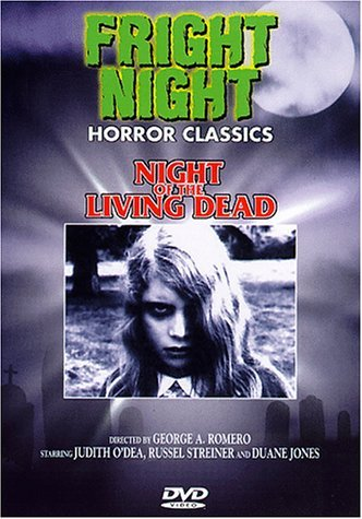 Night Of The Living Dead (1968 Fright Night Horror Classics Bw Keeper Nr