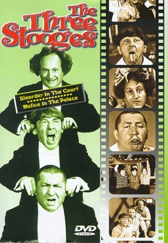 Three Stooges Disorder In The Court Malice In The Howard Fine Shemp