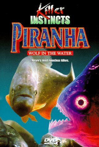 Piranha Wolf In The Water Killer Instincts Clr Nr