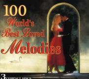 100 World's Best Loved Melodie 100 World's Best Loved Melodie 3 CD Set