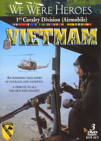 1st Cavalry Division Airmobile Vietnam We Were Heroes Clr Nr 3 DVD