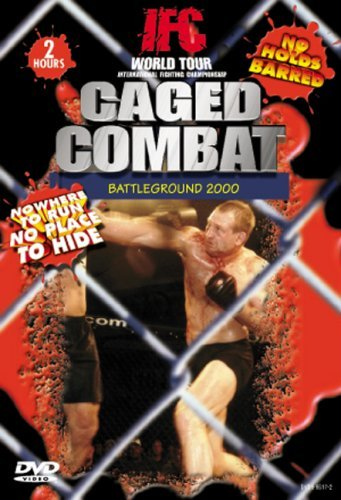 Caged Combat Battleground 2000 Clr Nr