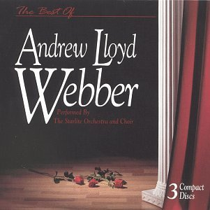 Starlite Orchestra & Choir Best Of Andrew Lloyd Webber 3 CD Set