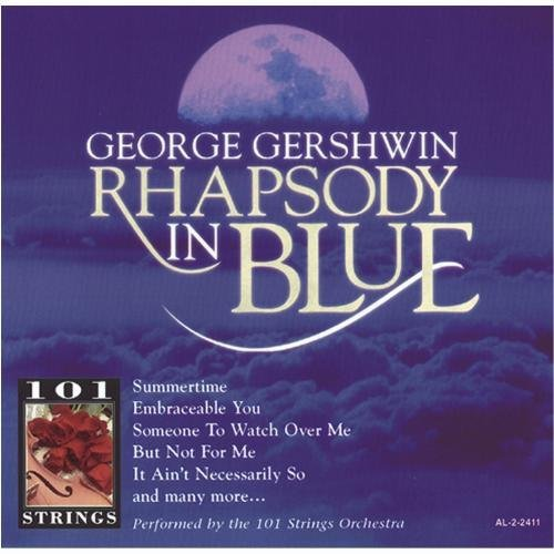 101 Strings Best Of George Gershwin
