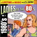 Lifetime Of Music Vol. 1 80's Ladies Of The Ronstadt Newton Ullman Warwick Lifetime Of Music