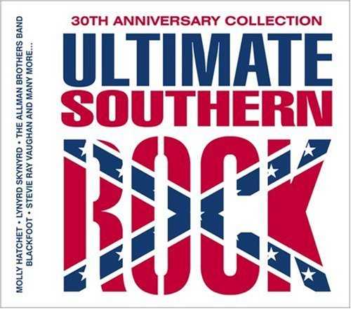 Ultimate Southern Rock Ultimate Southern Rock Skynyrd Bishop Blackfoot 2 CD Set