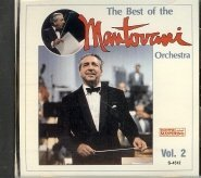 Mantovani The Best Of The Mantovani Orchestra Vol. 2