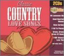 Hot Hits Classic Country Love Songs 2 CD Set Hot Hits
