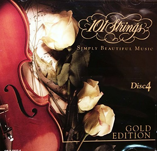 101 Strings Simply Beautiful Music 4 CD Set