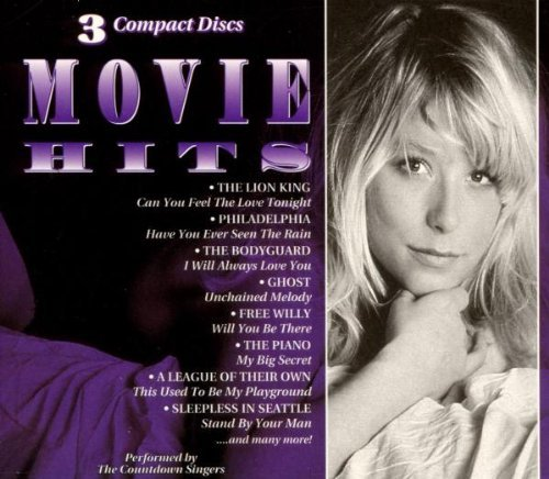 Countdown Singers Movie Hits 3 CD Set