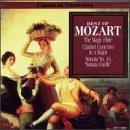 Mozart W.A. Best Of Mozart Various