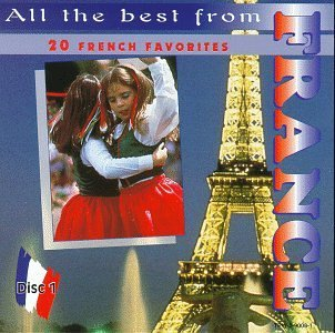 France All The Best From France All The Best From 2 CD Set
