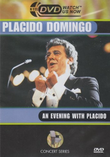Placido Domingo Evening With Placido