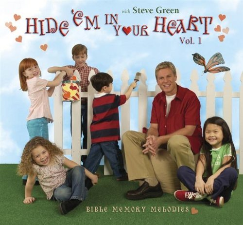 Steve Green Hide 'em In Your Heart Volume 1 [with Dvd]