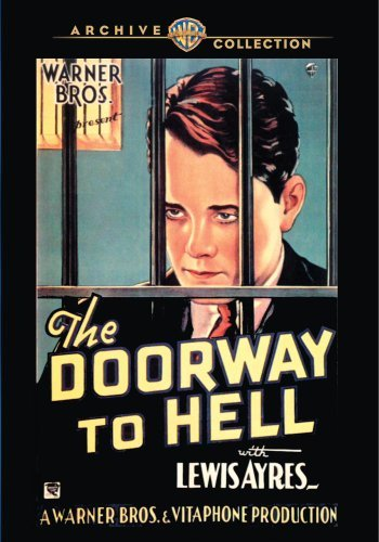 Doorway To Hell (1930) Ayres Judels Mathews DVD Mod This Item Is Made On Demand Could Take 2 3 Weeks For Delivery