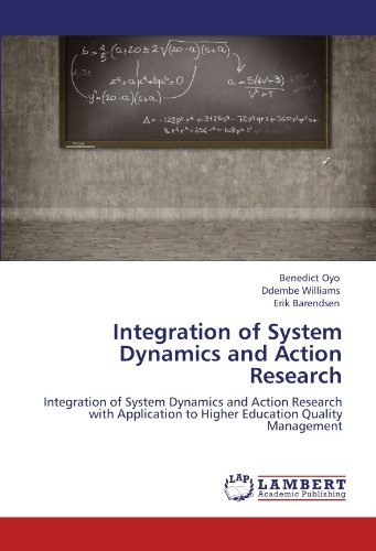Benedict Oyo Integration Of System Dynamics And Action Research