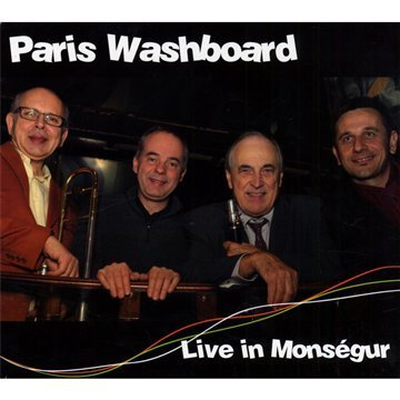 Paris Washboard Live Ni Monsegur Import Eu