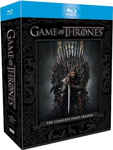 Game Of Thrones Game Of Thrones Season 1 Bon Blu Ray Import Gbr