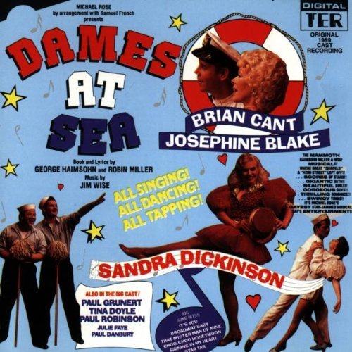 Cast Recording Dames At Sea