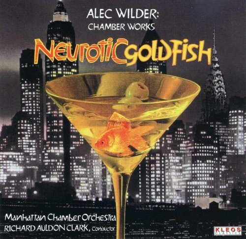 Manhattan Chamber Orchestra Neurotic Goldfish