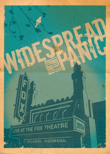 Widespread Panic Earth To Atlanta Live At The F 2 DVD