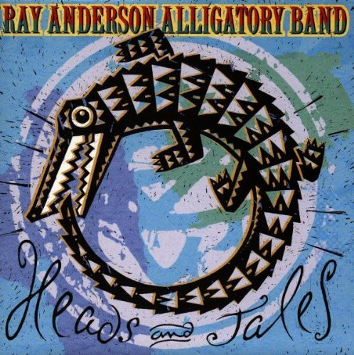 Ray Alligatory Anderson Band Heads & Tales
