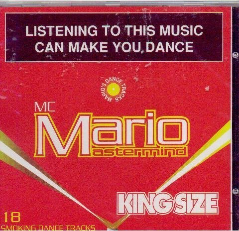 Mc Mario Mastermind King Size