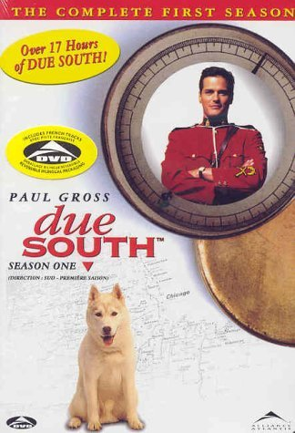 Due South Due South Season 1 Import Can 3 DVD Ntsc (1)