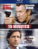 15 Minutes (blu Ray) 15 Minutes Import Can Ws Blu Ray